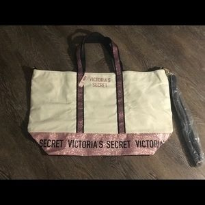 Victoria secret tote VS